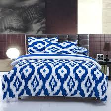 new hot blue and white bedding sets full queen size bedspread bed linen bed sheets duvet cover set in bedding sets from home garden on ralph lauren blue