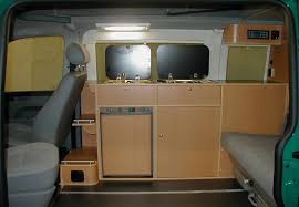 image of diy campervan conversion kits and decor