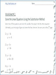 solving systems of equations answers math substitution amazing mathematics by and elimination work