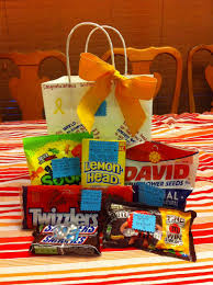 post basic training graduation gift after over three months without much junk food solrs need their sweets