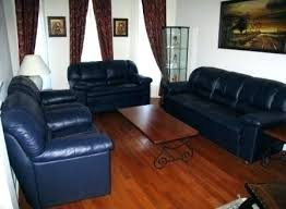 navy blue leather sofa. Fantastic Navy Blue Leather Sofas J5899301 Sofa Co Inspire Set Pertaining To .