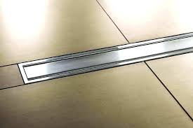 schluter shower drain 1 4 line function systems within linear drain inspirations shower