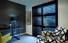 black plantation shutters.  Shutters BLACK PLANTATION SHUTTERS FOR PARISIAN CHIC Intended Black Plantation Shutters L