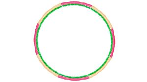 <b>Массажный обруч ХулаХуп Health</b> Hoop PHO51000 3 1Kg - Чижик