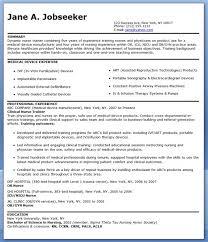 Resume for Nurse Educator Position