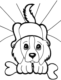 Small Picture Printable Cute Puppy Coloring Pages Wallpaper With Pictures To