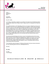 formal business letters templates business letters format of business letters and business letter