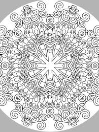 Free Printable Holiday Adult Coloring Pages Stress Reducing For