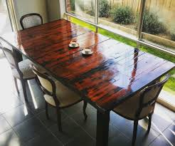skid furniture ideas. Homemade Pallet Furniture. Dining Table Furniture L Skid Ideas S