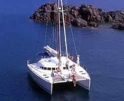 Dream Catcher Boat Santorini Globe Merchant Yachts Charter in Greece Guide Santorini Sailing 22