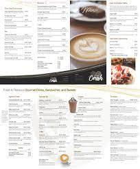 Самые новые твиты от coffee crush dixon (@coffeecrush815): Online Menu Of Coffee Crush Restaurant Dixon Illinois 61021 Zmenu