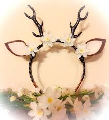 deer antler headband this listing is for the small fawn size antlers only very cute original