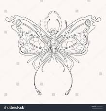 Butterfly Coloring Pages For Adults Dapmalaysiainfo