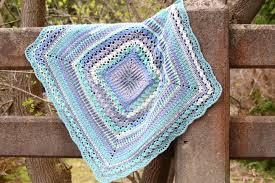 Hygge Heirloom Baby Blanket Crochet Sampler