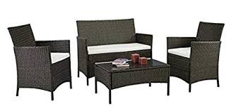 wicker patio furniture sets. IDS Home Patio Furniture Set Clearance Rattan Wicker Dining Table And  Chair Indoor Outdoor Wicker Patio Furniture Sets T