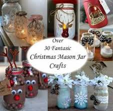 Mason Jars Decorated For Christmas Painted Mason Jars Christmas Decor Vase Home Decor Holiday 19