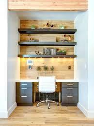 contemporary home office design. Decoration Ideas:Contemporary Home Office Ideas Contemporary Small Trendy Built In Desk Design