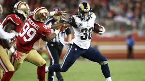 La Rams Te Depth Chart Could Todd Gurley Sit In Week 16 Sports Illustrated