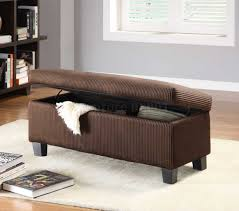 modern storage bench or modern bench with storage