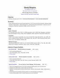Resumesva Resume Sample For An Entry Level Computer Programmer