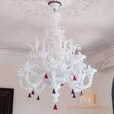 rezzonico luxury venetian chandelier 12 lights