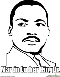 Small Picture Martin Luther King Jr Worksheet Educationcom