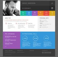 20 Best Wordpress Resumes Vcard Themes For Your Online Cv