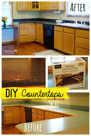 diy countertop transformation wit rustoleum countertop paint reviews on solid surface countertops