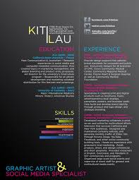 Creative Artist Resume - Kleo.beachfix.co