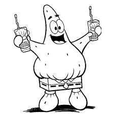 Small Picture SpongeBob Coloring Sheets for Free Download