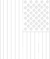 American Flag Coloring Page Printable Pdf Porongurup
