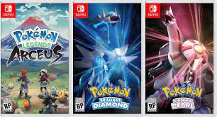 Box Art and Release Dates for Upcoming Pokemon Games Revealed - Nintendo  Link