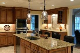 maple cabinets with granite perfect beautiful maple with a stain glaze finish granite honey maple cabinets maple cabinets with granite