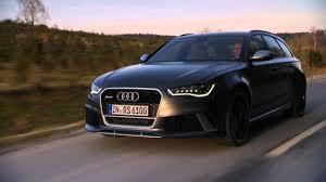 2014 Audi RS6 Avant - YouTube