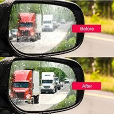 Automotive Luyao 2pcs/4pcs Car Side Window <b>Waterproof</b> ...