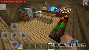 mod for Minecraft Pocket Edition 0 10 5