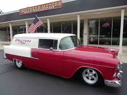 1953 to 1955 Chevrolet Sedan Delivery for Sale on ClassicCars.com ...