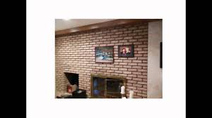 How To Hang Stuff Easily On A Brick Wall or Fireplace Without ...