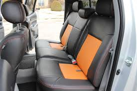 best leather interior back seat