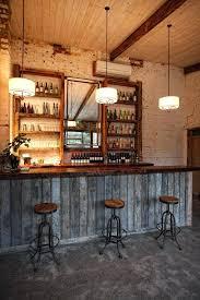 basement bar stone. Basement Bar Ideas Stunning Rustic With  Stone