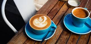Espresso Coffee The Espresso Menu Explained Five Senses