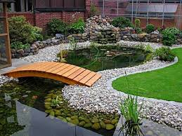 Small Picture 53 Cool Backyard Pond Design Ideas DigsDigs Home Ideas