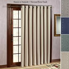 patio curtains for sliding doors door curtain panels touch of class ds for doors with white