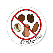 Image result for nut free clip art