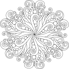 Coloring Outstanding Mandala Coloring Pages Nagas Are Serpent
