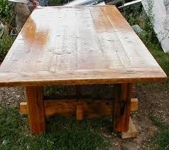 barn board furniture plans. Barn Board Furniture Plans. Barnwood Table With Trestle Base Plans I P