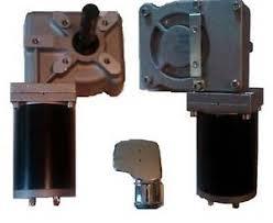 tarp motor 90 1 dump truck elec tarp gear motor w cover gearmotor
