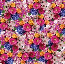 flowers pictures to print. Plain Pictures Seamless Flower Print 23 By DonCabanza  For Flowers Pictures To E