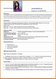 Best Resume Formats Impressive Best Resumes Formattop 48 Best Resume Formats Fresh Top Resumes 48