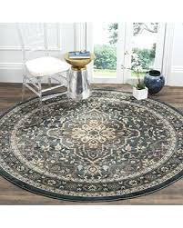 7 ft round area rugs excellent surprising design ideas circle rug 8 inside ordinary